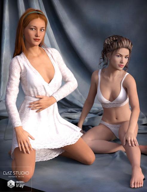 Lingerie de rêve pour Genèse 3 Femme
