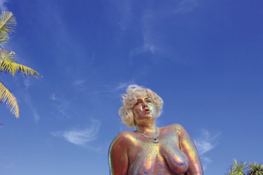 ©Luke Gilford - Fotografía. para V Magazine #79