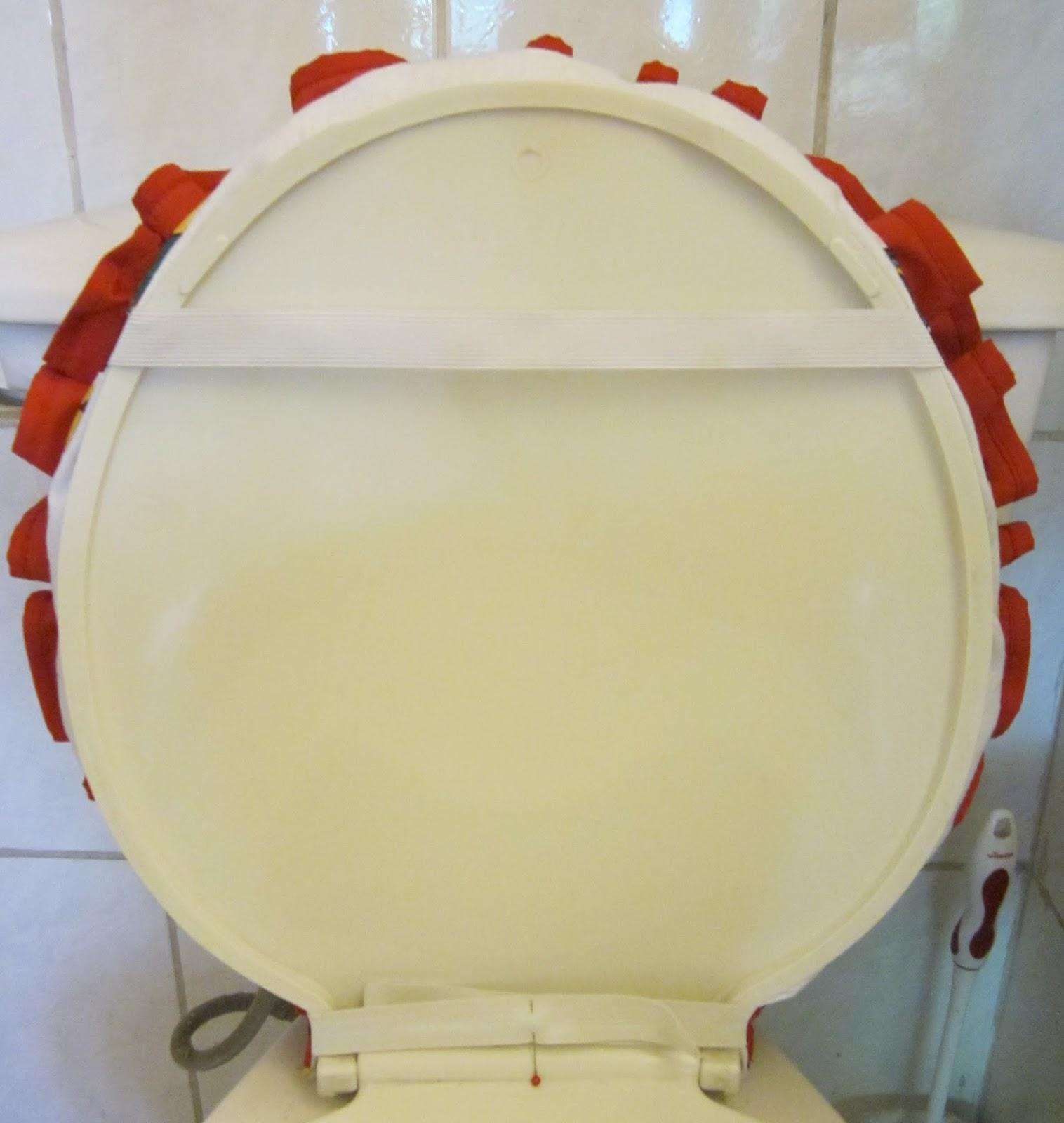 Necesito Un Baño Juego:juego-de-baño-navidad-decoracion-hogar-baño-031JPG
