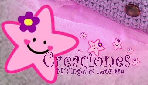 Creaciones MªAngeles Leonard