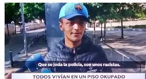 Espanha: 14 marroquinos sarnentos estupram, esfaqueiam e mandam Polícia f***-se