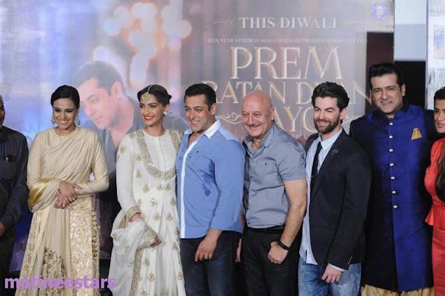 Prem Ratan Dhan Payo- Salman Khan Look 5