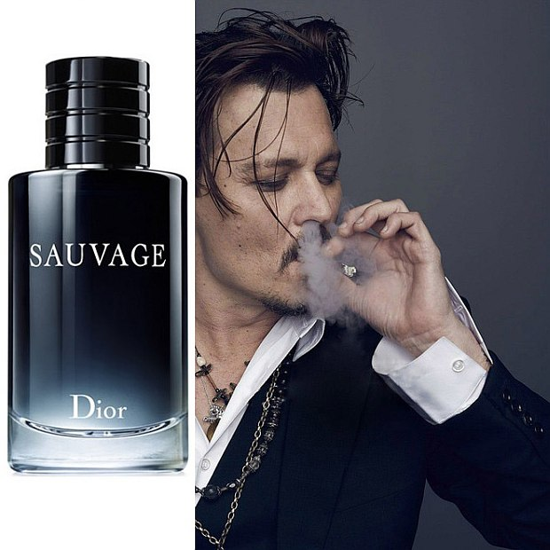 Dior Sauvage i Johnny Depp
