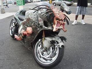 Hayabusa Predator