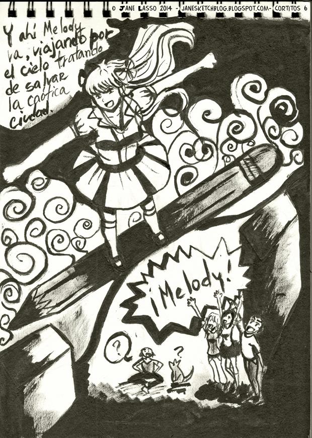Cortitos manga página 6