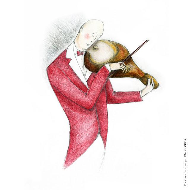 prosciutto di parma illustrazione ballarini