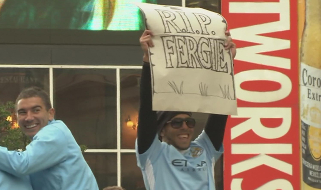 Tevez R.I.P. Fergie