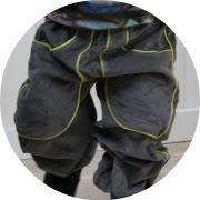 Lommer med pipping (DIY)
