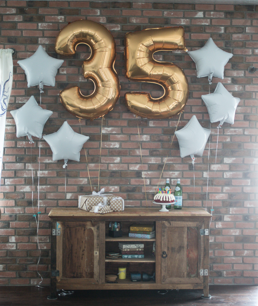 Cute Birthday Party Balloon Decor Ideas