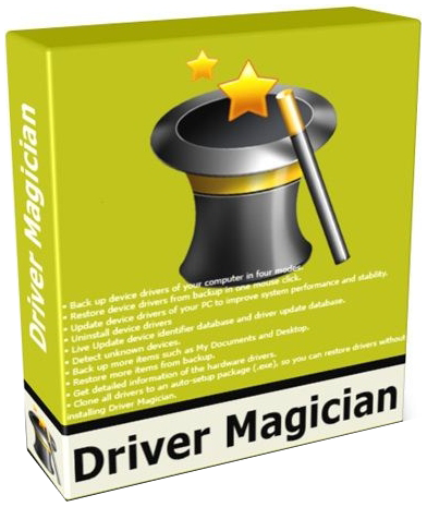 Driver Magician 3.8 Datecode 02.07.2013