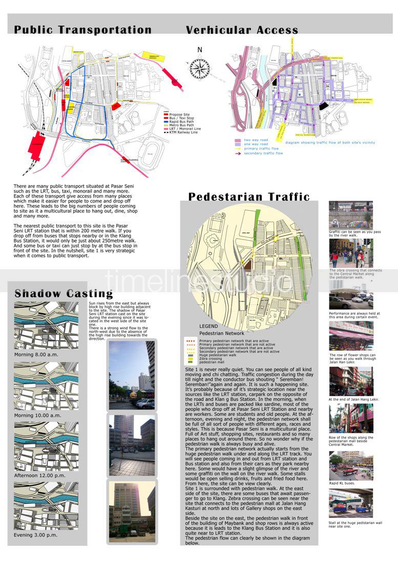 Key Site Analyzer : Timelinestudio site analysis kuala lumpur