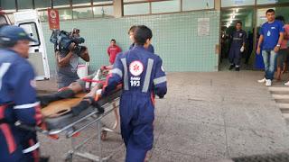 Briga por terras termina com cinco baleados no Tutui Norte na zona rural de Uruara