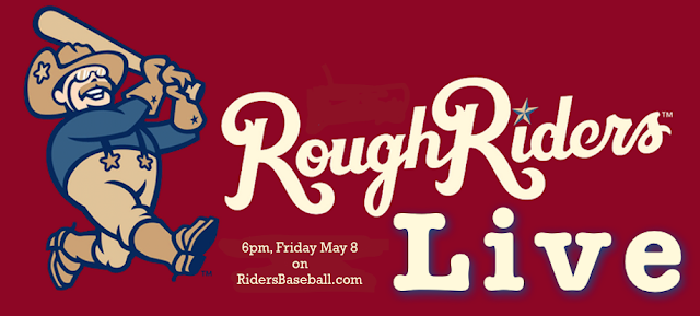 Frisco RoughRiders, RoughRiders Live, Minor League Baseball, Dr Pepper Ballpark, Gina Miller