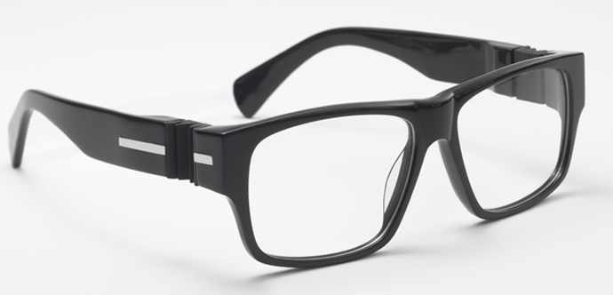 A prototype of the Erlik glasses on offer