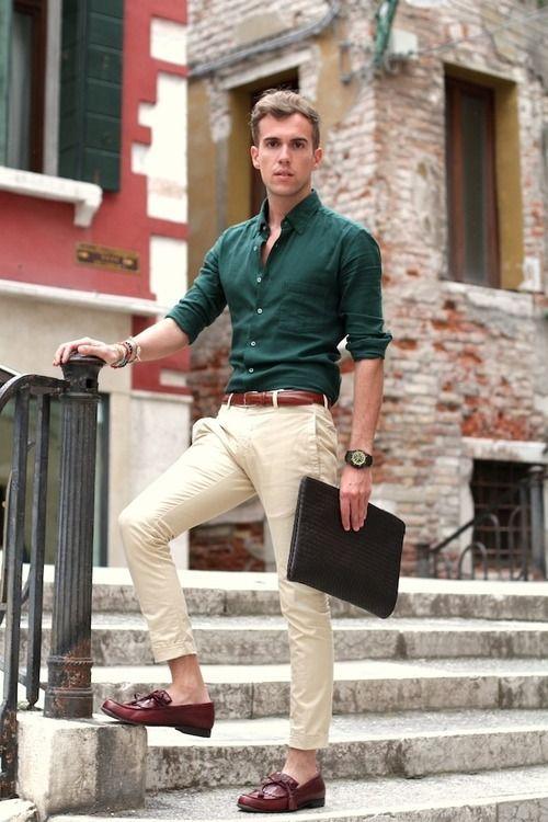 Macho Moda - Blog de Moda Masculina  Looks Masculinos para Trabalhar ... d8a1fcd459489