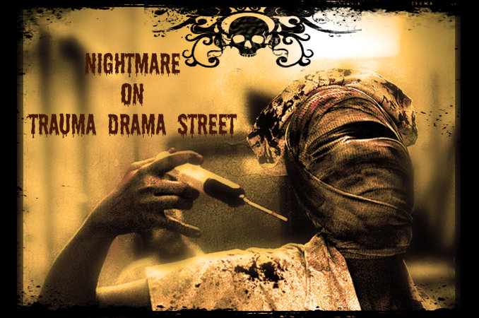 NurseNightmare On Trauma Drama Street