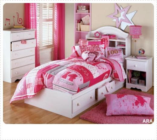 Kamar Tidur Perempuan