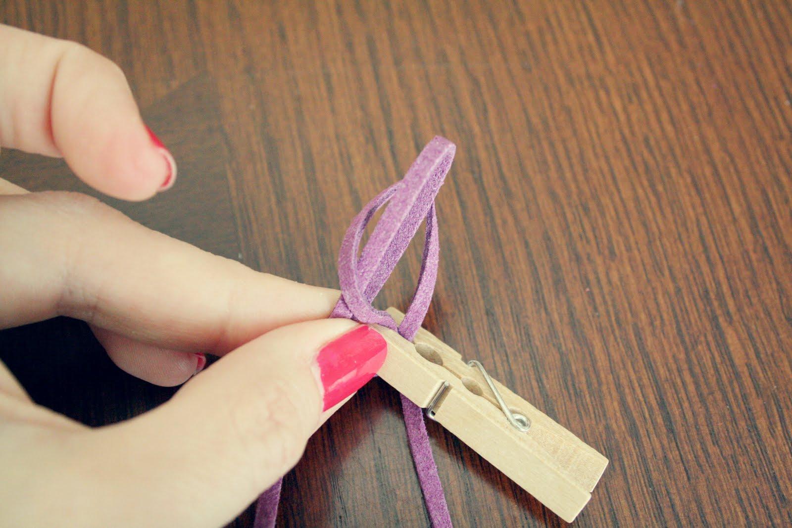 how to make a slip knotr