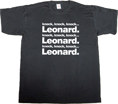 The Big Bang Theory TV tv show t-shirt ephemeral-t-shirts