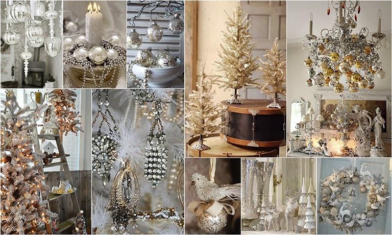 Золотой и серебряный цвета в декоре и интерьере