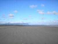 Praia da Juréia no Barra do Ribeira