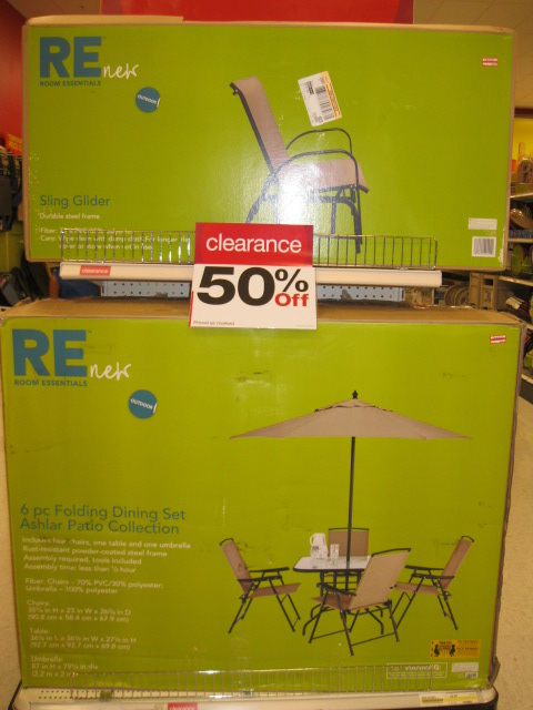 Target Clearance Patio And Outdoor Furniture And Chair