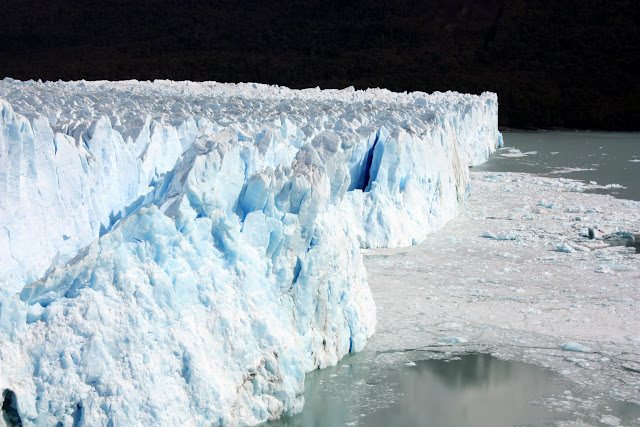 perito moreno , la Patagonia
