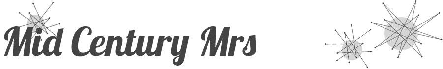 Mid Century Mrs