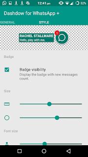 Dashdow Whatsapp Plus Versi 2.54 apk