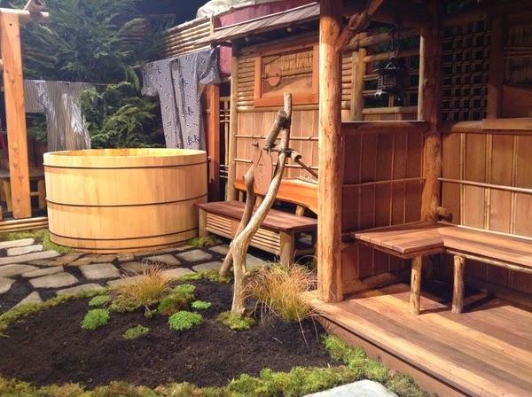 Conseils d co et relooking baignoires japonaises le for Salle de bain japonaise traditionnelle