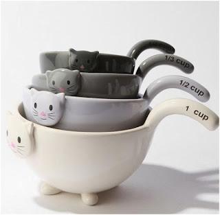 measuring cups- أكواب المعايير - المعايير