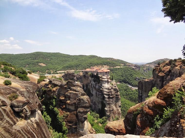 Manastirea Tuturor Sfintilor, Meteora