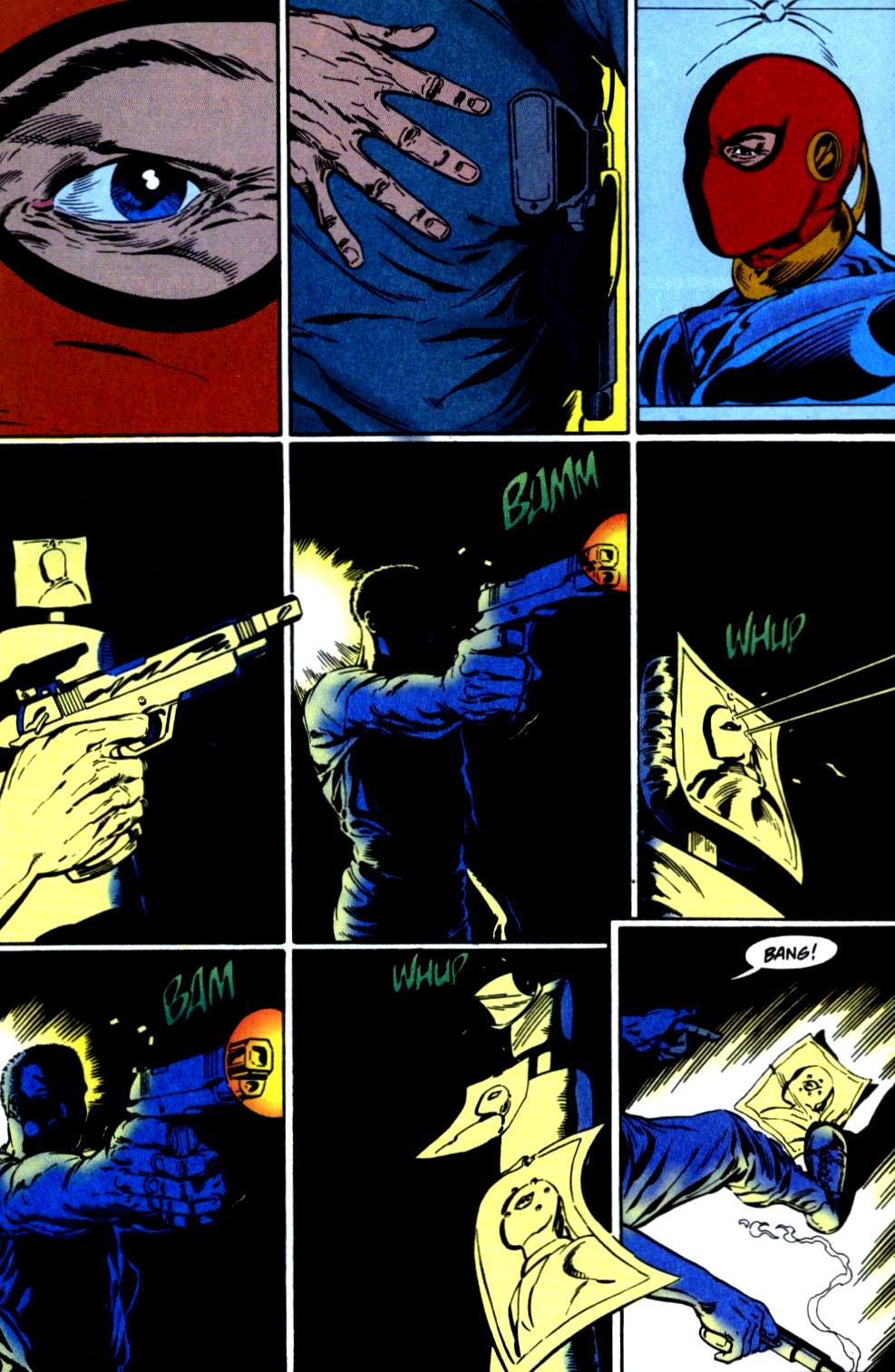 Deathstroke (1991) Issue #35 #40 - English 2