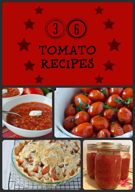 36 Tomato Recipes