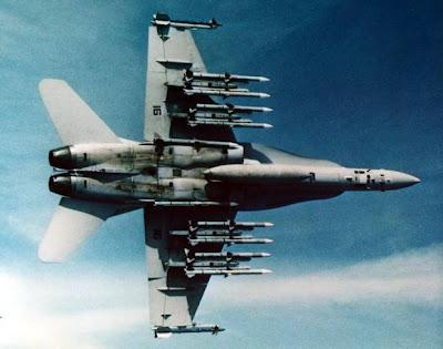 FA-18 Fighter