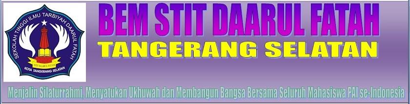BEM STIT DAARUL FATAH - TANGERANG SELATAN