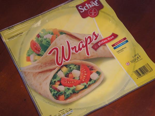 NEU: glutenfreie Wraps von Schär!