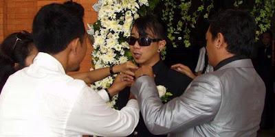 Foto Pernikahan Sheila Marcia dan Kiki Mirano
