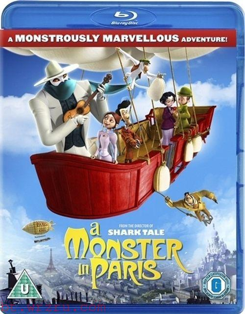 A.Monster.in.Paris.2011.BluRay.720p.x264.550MB.Hnmovies