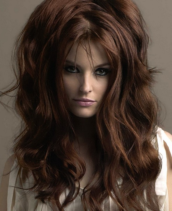 ideas para peinar tu cabello largo - Peinados Largos