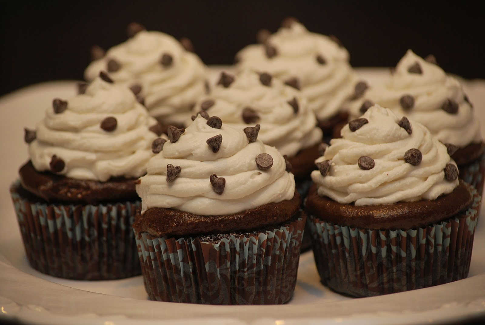 My story in recipes: Vegan Chocolate Cupcakes with Coconut Whipped ...