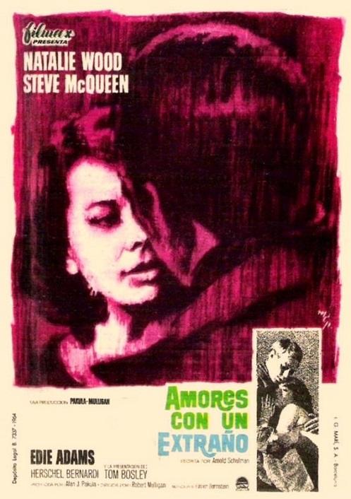 AMORES CON UN EXTRAÑO (1963)