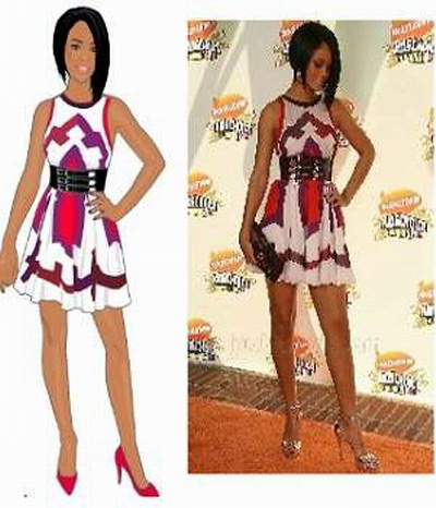 Celebrity Fashion Games Celebrity Fashion Style