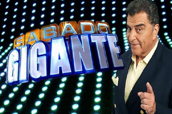 """Sábado Gigante"""", el programa de variedades más longevo de la ..."""