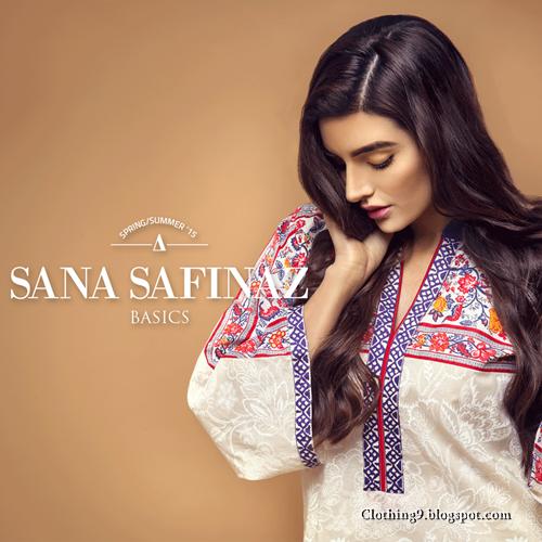 Sana Safinaz RTW S/S Dresses 2015