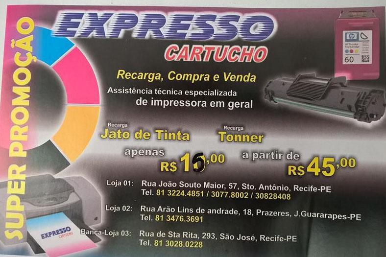 EXPRESSO CARTUCHO