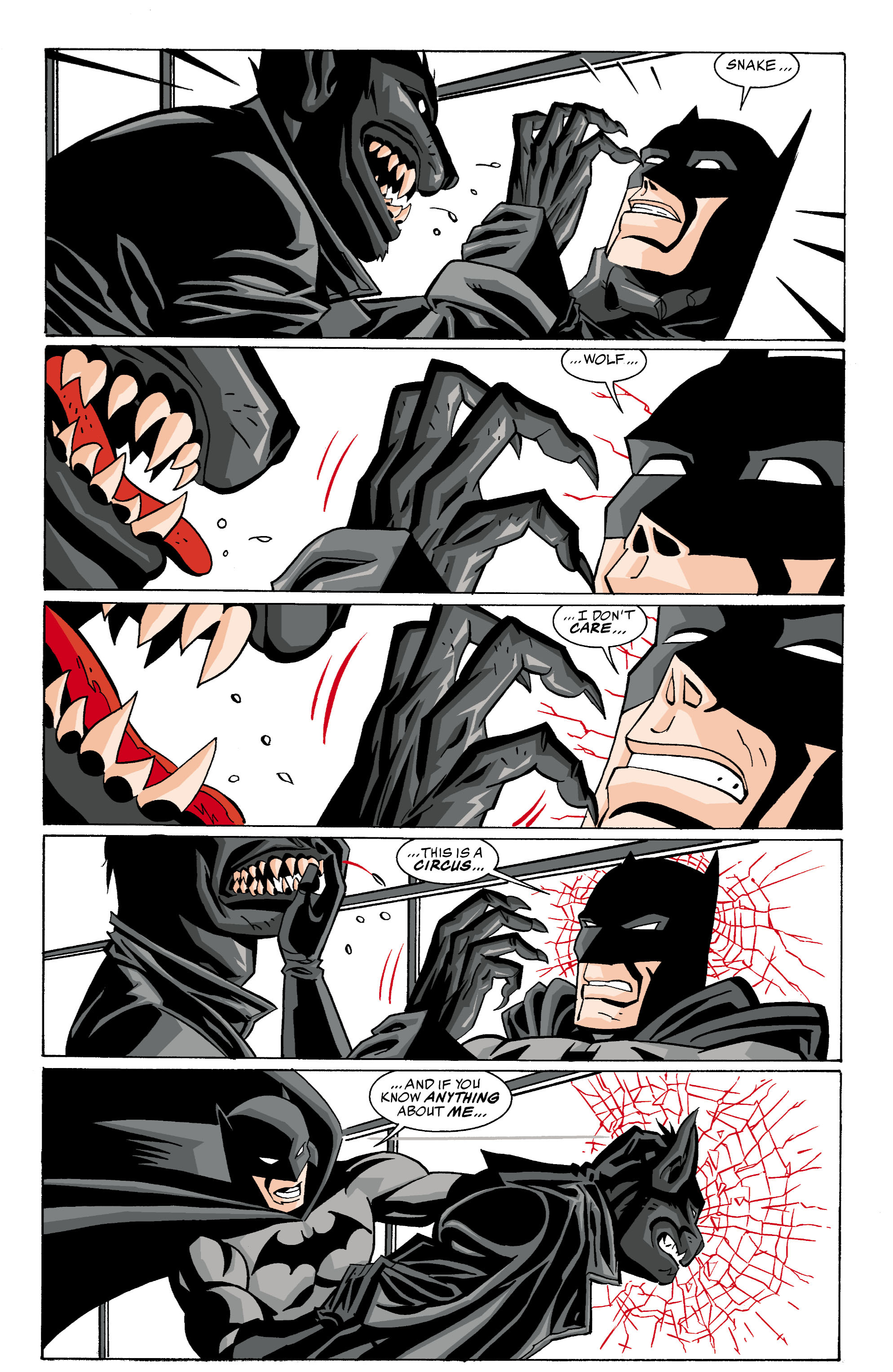 Detective Comics (1937) Issue #745 Page 24