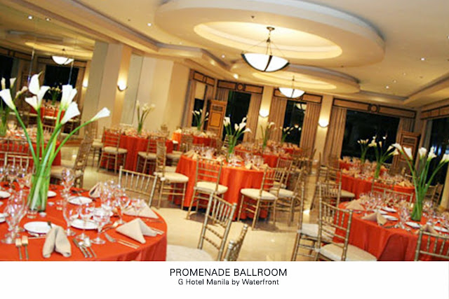 BANQUET REVELRIES AT G HOTEL MANILA