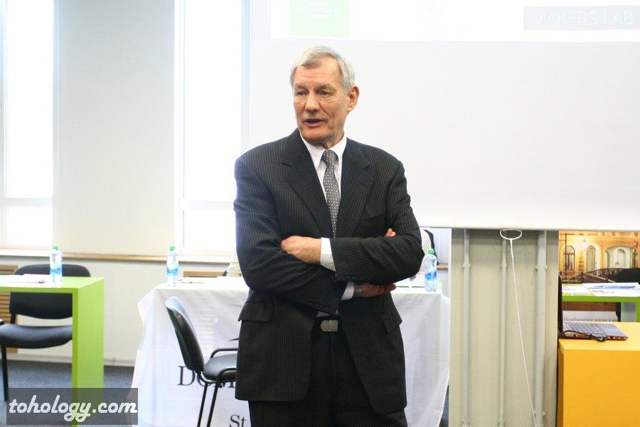 Вальтер Шпалтенштайн (Walter Spaltenstein) swissam rector