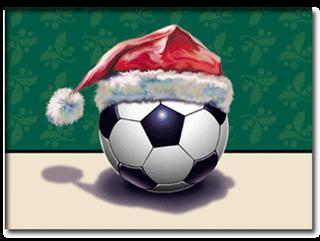 Feliz navidad every futbol